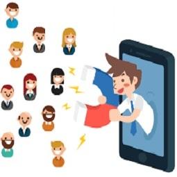 hamyartest - همیار تست - نمونه سوال و آزمون آنلاین - سوال بازاریاب فروشگاه مجازی